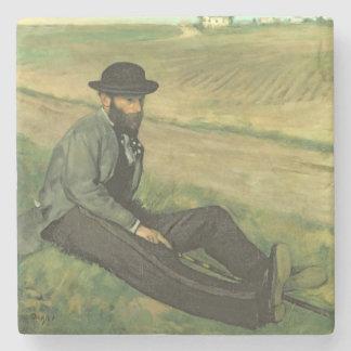 Dessous-de-verre En Pierre Edgar Degas | Eugene Manet