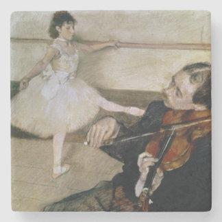 Dessous-de-verre En Pierre Edgar Degas | la leçon de danse, c.1879