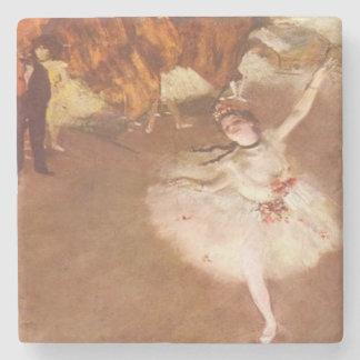 Dessous-de-verre En Pierre Edgar Degas les dessous de verre d'étoile