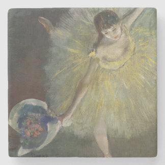 Dessous-de-verre En Pierre Fin d'Edgar Degas | d'un arabesque, 1877