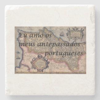 Dessous-de-verre En Pierre J'aime mes dessous de verre portugais de coutume