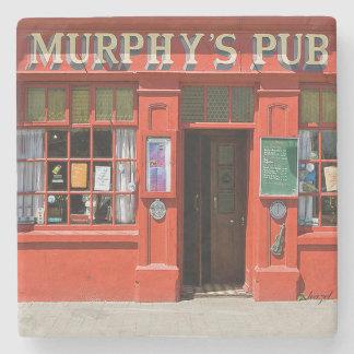 Dessous-de-verre En Pierre Le Pub de Murphy, Dingle, caboteurs irlandais de