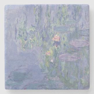 Dessous-de-verre En Pierre Nénuphars de Claude Monet  