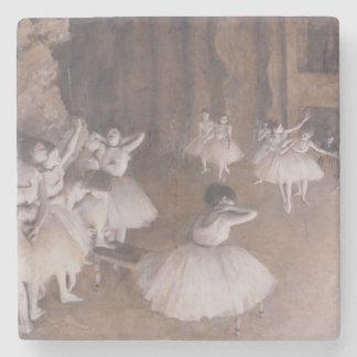 Dessous-de-verre En Pierre Répétition de ballet d'Edgar Degas | sur l'étape,