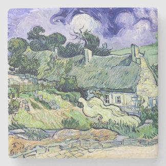 Dessous-de-verre En Pierre Vincent van Gogh | a couvert des cottages de
