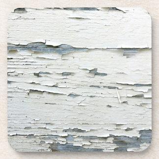 Dessous de verre en plastique durs de peinture