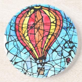 Dessous de verre - festival en vol