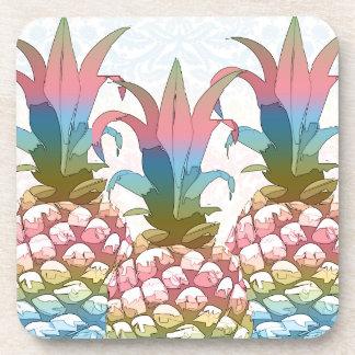 Dessous-de-verre Gradient en pastel ID246 d'ananas