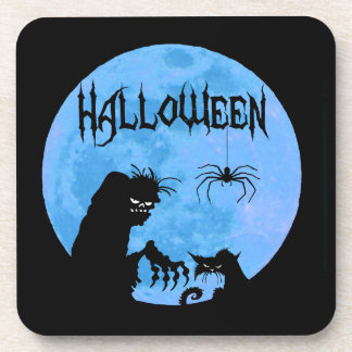 Dessous-de-verre Halloween