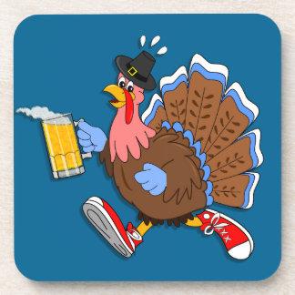 Dessous-de-verre La Turquie pompette (bière)