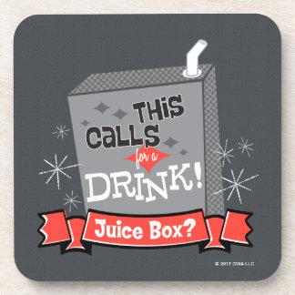 Dessous-de-verre Le bébé de patron | que ceci réclame une boisson !