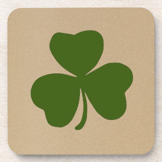 Dessous-de-verre Le jour de St Patrick heureux - saint patron de