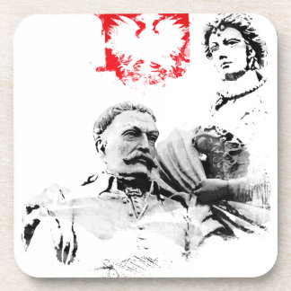Dessous-de-verre Le Roi polonais janv. III Sobieski et Marysienka