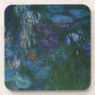 Dessous-de-verre L'eau Lillies