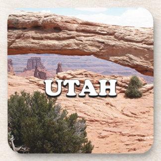 Dessous-de-verre L'Utah : Voûte de MESA, parc national de