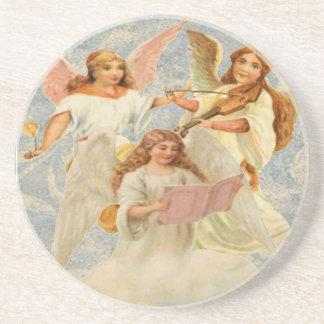 Dessous de verre merveilleux d'anges