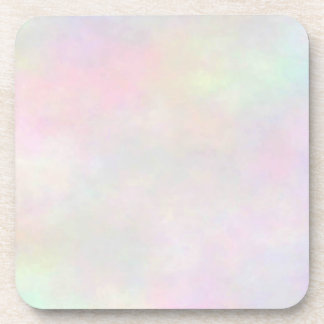 Dessous-de-verre Motif de marbre coloré de sentiment