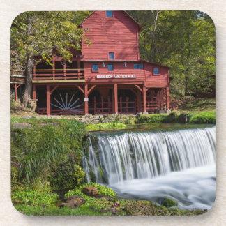 Dessous-de-verre Paysage de moulin de Hodgson