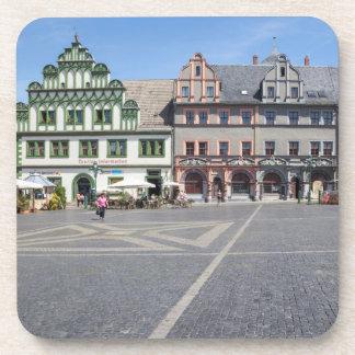 Dessous-de-verre Photo de Weimar Markt