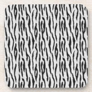 Dessous-de-verre Tigre blanc