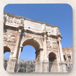 Dessous-de-verre Voûte à Rome, Italie