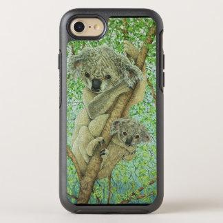 Dessus de l'arbre coque OtterBox symmetry iPhone 8/7