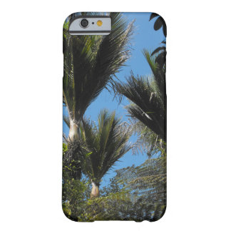 Dessus de palmier de Nikau Coque iPhone 6 Barely There