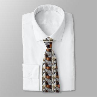 Destin - asile de cheval cravate