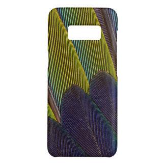Détail de plume de Jenday Conure Coque Case-Mate Samsung Galaxy S8