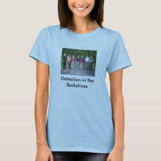Détection dans le Berkshires T-shirt