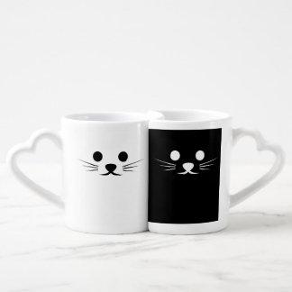 Tasses duo pour amoureux sur Zazzle