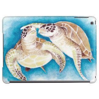 Deux tortues de mer