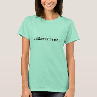 Devise de randonnée t-shirt