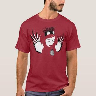 dévotion condamnée : ange perdu t-shirt