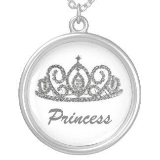 Diadème royal de mariage/de jeune mariée collier