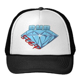 Diamant de Dubstep Casquettes De Camionneur