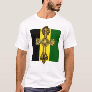 Dieu bénissent la Jamaïque T-shirt