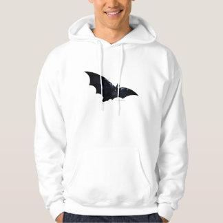 Diffusion d'ailes de Batman Veste À Capuche