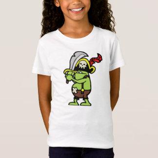 Dindon de pirate du griffonnage Wizard101 T-Shirt