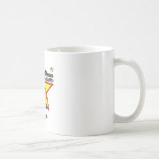 Dîner de poulet de gagnant de gagnant mug