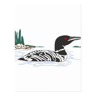 Dingue Carte Postale