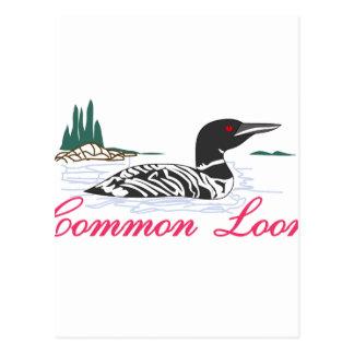 Dingue commun cartes postales