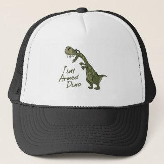 Dino armé minuscule casquette