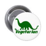 Dinosaure végétarien pin's