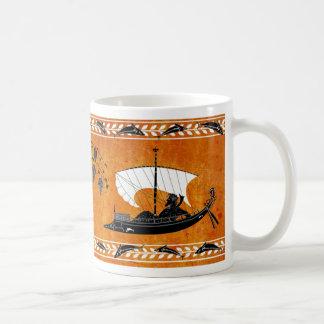 Dionysus et la tasse de style de pirates