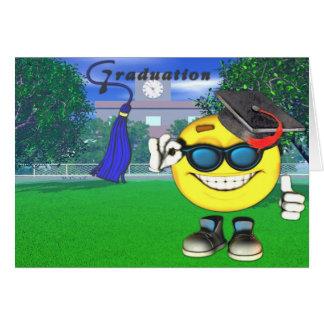 Diplômé de Congradulations Carte De Vœux