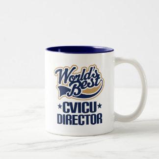 Directeur Appreciation Gift Mug de CVICU