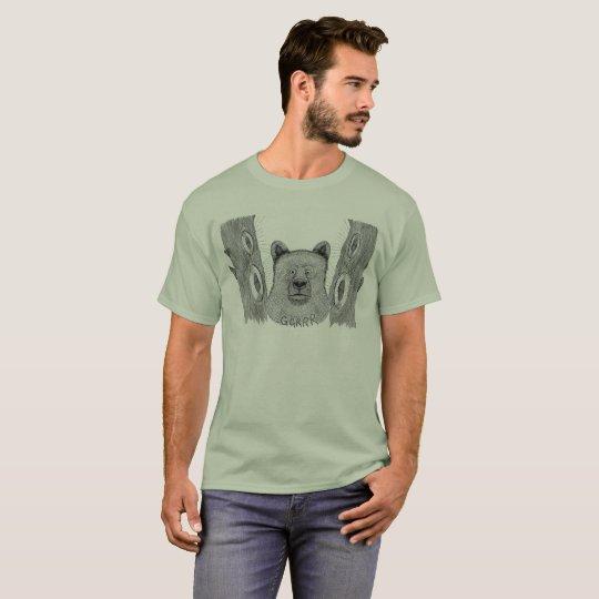 Disco Bear Color T-shirt