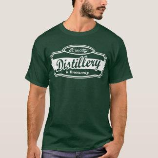 Distillery et brasserie de Dr. Brody's T-shirt