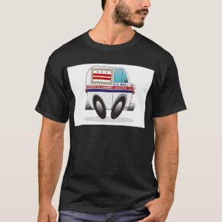 DISTRICT DE COLUMBIA de camion de courrier T-shirt
